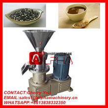 Colloid mill butter grinder/fruit jam making machine