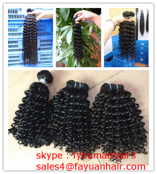 The most most popular best selling AAAAAAAA Grade Peruvian Curl Hair Weave