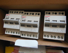 China Supplier 10A 230V/400V SF modular Electrical changeover switch