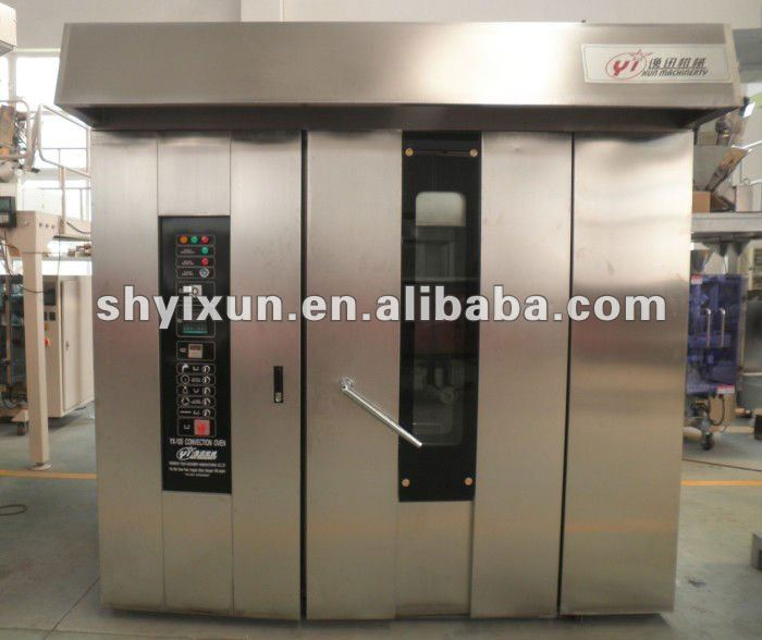 YX newly designed hot air oven baking equipment bakery machines