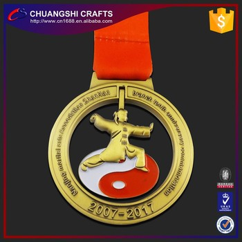 China good quality custom finisher medals