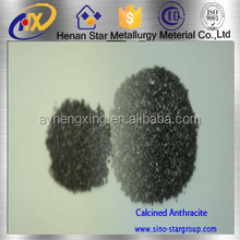 High Quality Carbon Raiser Calcined Anthracite Fc95-98%