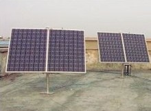 TUV accessed 500W 1kw 2kw 4kw 5kw single-axis Series Trackolar bracket/ Solar mounting tracking system