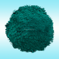 Good Purity Dyes phthalocyanine green For Coating and Leathers