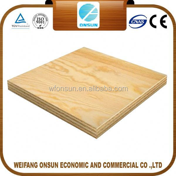 low price good quality decorative e0 bendable plywood from China factory