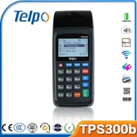 Telpo New Product TPS300B Automatic Ticket Vending Machine