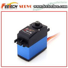 High voltage waterproof digital rc car servo motor for 1/8 car