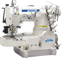 8098-03 High-speed interlock sewing machine with rear puller