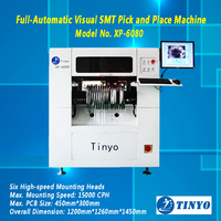 Full-Automatic Visual SMT Pick and Place Machine