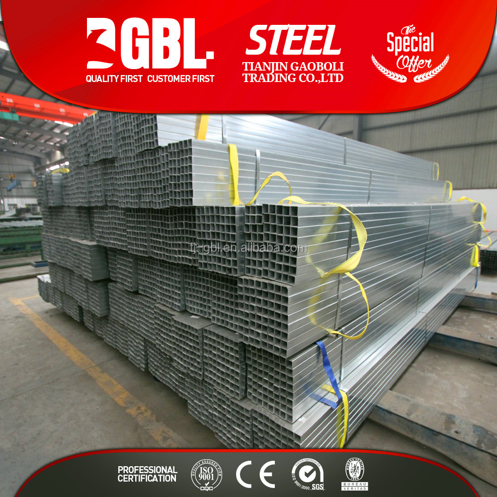 used cuplock scaffolding for sale electrical conduit Pre-Gavanized square steel pipe tube