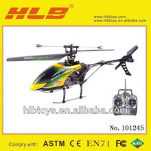 WL V912 RC Helicopter,2.4G Single blade 4ch rc helicopter