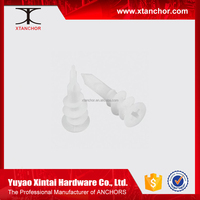 nylon easy drive anchor, Self-dill plasterboard plug, wall plug plastic anchor