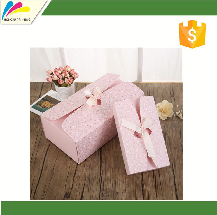 Hot sale customized printing logo private label ceramic cheap jewelry gift box manufactured in China