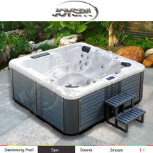 Luxury indoor massage portable whirlpool bathtub hydro spa japanese sexy massage