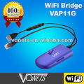 VONETS VAP11G WiFi bridge for voip phone