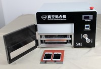 Most Practical mobile phone repair equipment,oca vacuum machine , oca lamination machine built-in bubble remove function