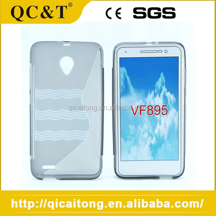 Manufacturer Wholesale S Line Mobile Phone Shell Kickstand For Vodafone VF685