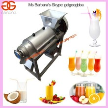 En acier inoxydable Fruit Juicer Machine
