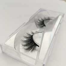 Best sell false eyelashes brown 100% 3d mink lashes private label eyelash box 5 packs of mink lashes customize silk lashes