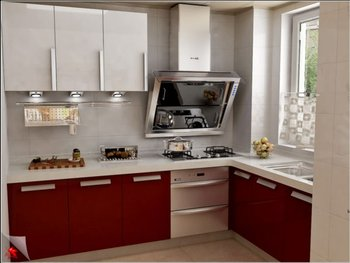 2015 china 1st brand lesso group kitchen cabinet ls031 for Brand new kitchen designs