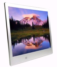 9.7 inch photo frame digital Super Slim Digital photo frame with IPS technology