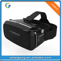 2016 New Arrival 3D Movies/Games Virtual Reality glasses VR Headset