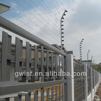 Anti Climb Perimeter Protection Security Electric