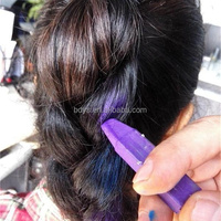 Selling like hotcakes temporary hair color stick crazy hair color