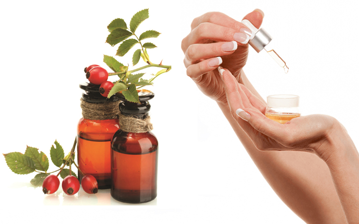 Private label bottle packaging 100% pure herbal extract pharmaceutical grade rosehip oil with free sample