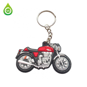 popuar cartoon keychain 3d key ring tag custom bulk big keychain