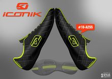 ICONIK Lace-up Casual Footwear Men PU Sports Leisure Shoes