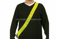 upper cover safety reflective belts with CE Certification