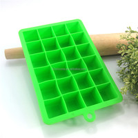 Hot selling BPA free square wholesale personalized silicone ice pop molds, silicone ice cube tray, ice maker