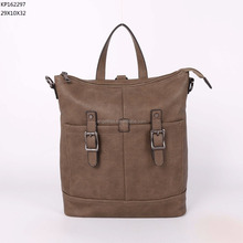 Brown Resistant Sports Canvas Backpack Famous Brand Handbags Crossbody Bag KP162297