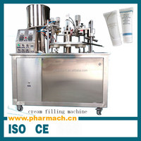 Plastic Tube Filling Machine Plastic Tube