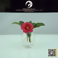 Newest high performance glass vase place card holder