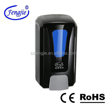 F1408-A foam foam soap dispenser 2017 with 1000ml disposable bag
