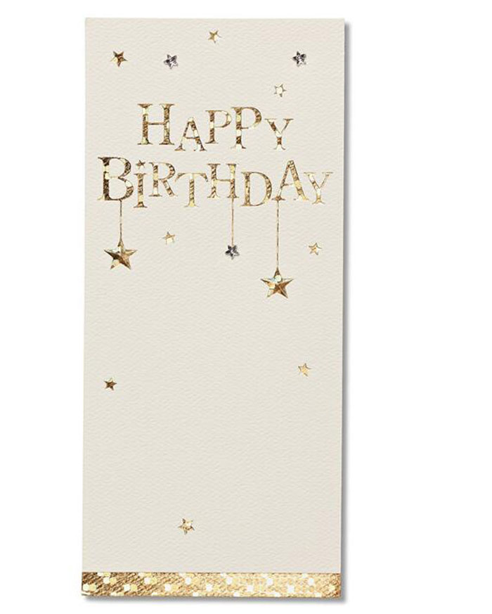 Happy Birthday Greeting Cards Handmade decoration bithday card for best wishes