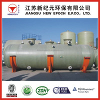 High quality FRP tank with great property and anti-corrosion