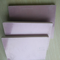 fireproof pink gypsum drywall