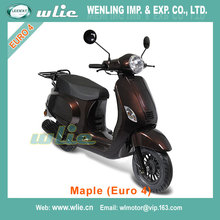 Scooter 125cc with eec motorcycle gasoline Euro4 EEC COC Scooter Maple 50cc (Euro 4)
