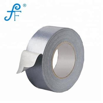 Heavy Duty Strong Silver Color Gaffer Cloth Duct Tape