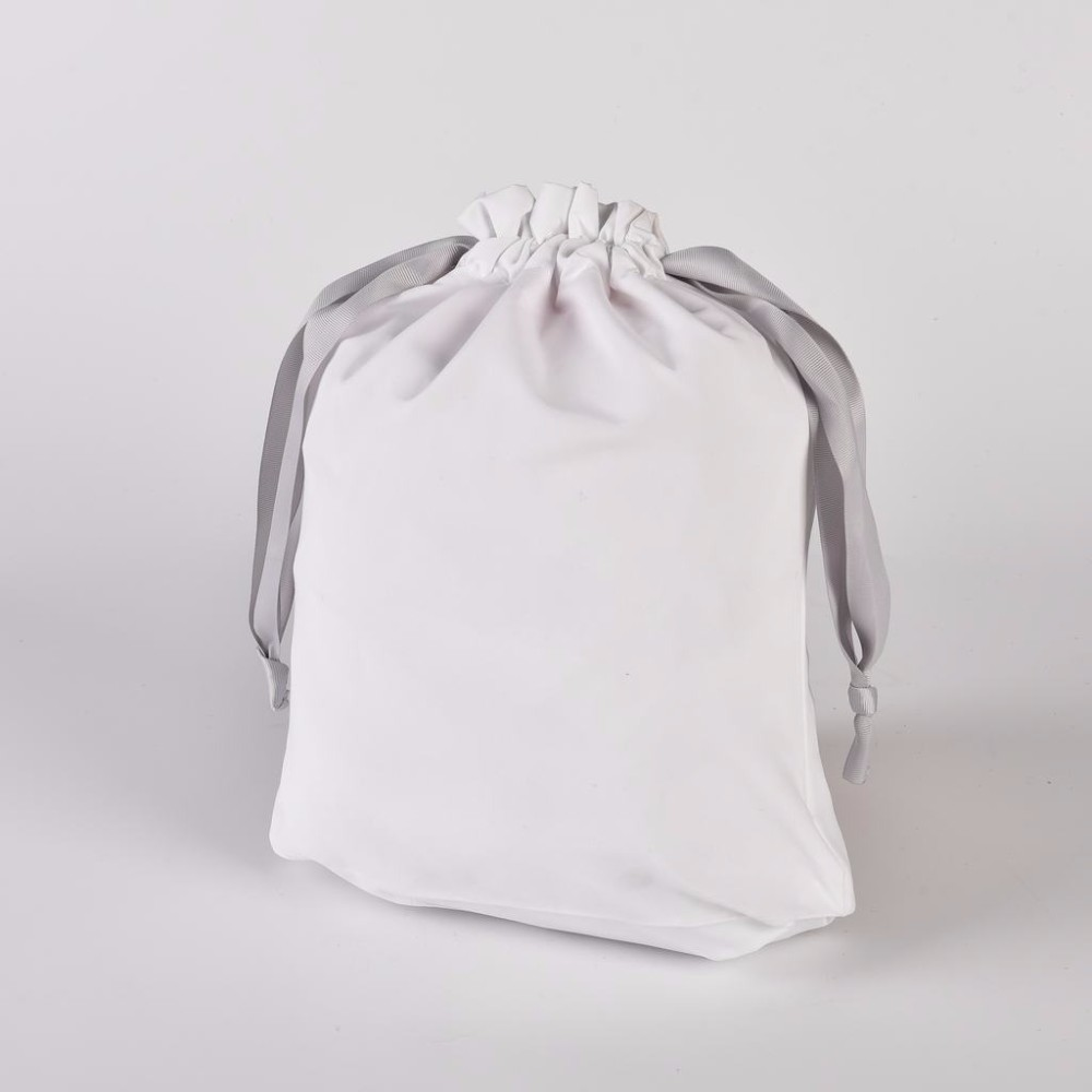 Cotton Nylon Non Woven Drawstring Bag