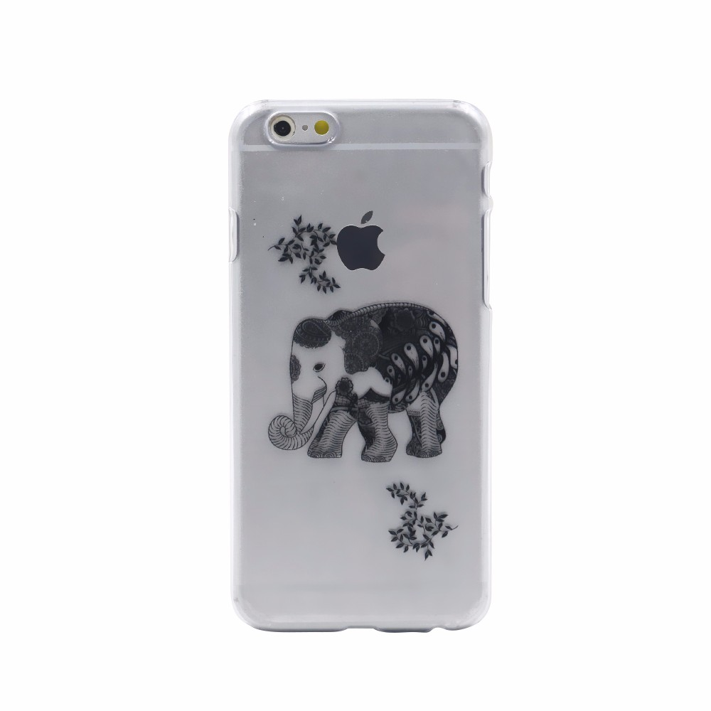 Wholesale Cell Phone Pc Clear Silicone Cell Phone Case Fabrication
