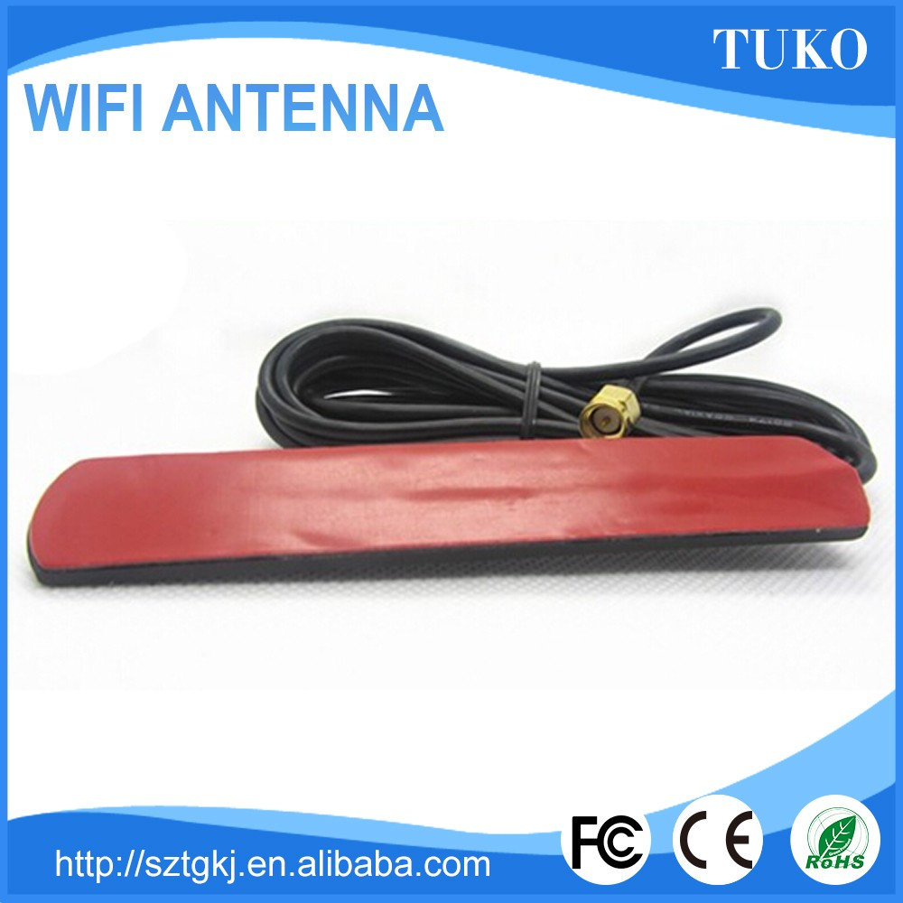 Patch antenna SMA male 2.4g outdoor patch long range wifi signal antenna