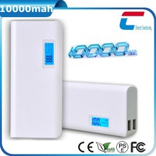 Big promotion 10000mah portable battery charger for all mobile phone digital devices