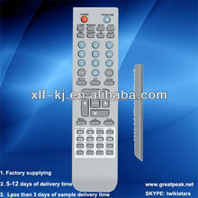 Strong digital satellite receiver remote control remote control starsat with CE high quality
