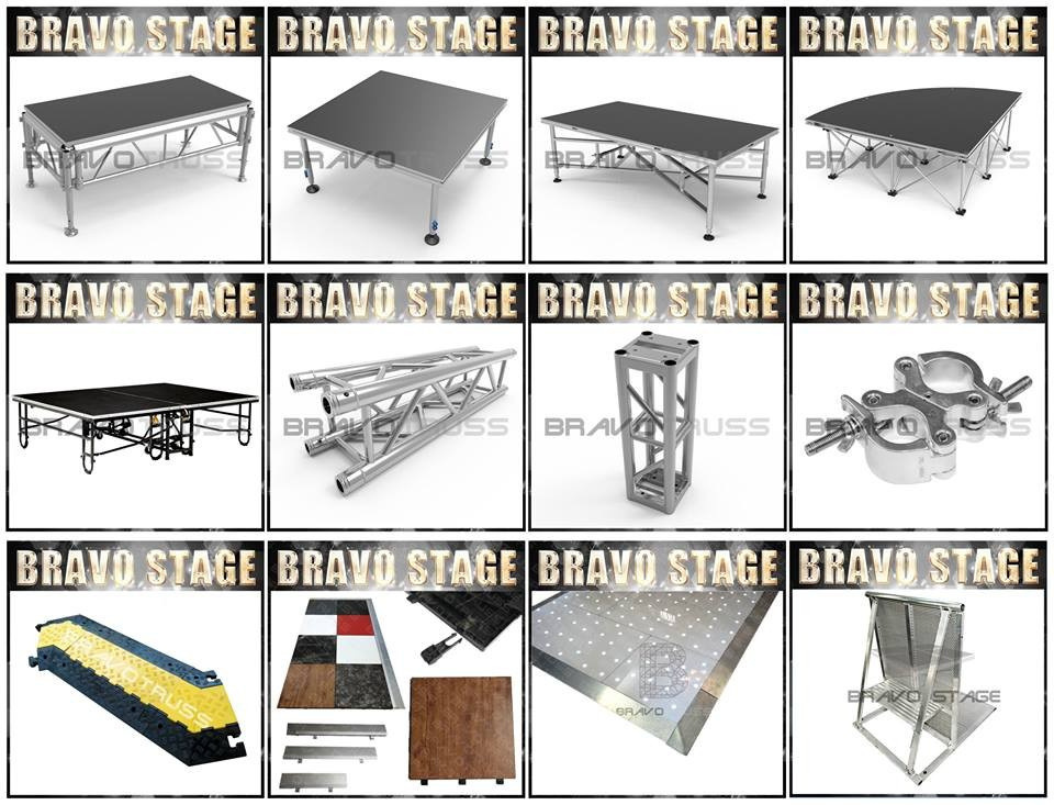 Best Sale Outdoor Aluminum Portable Stage Platform