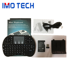 Wireless Keyboard i8 fly Air Mouse Handheld bluetooth Keyboard for TV BOX