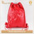 Untearable waterproof tyvek backpack drawstring backpack bag